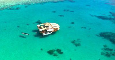 Reisetipp: Die spektakulärste Bar der Welt