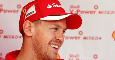 Wird Sebastian Vettel noch einmal Papa?