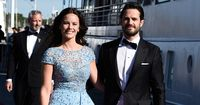 Prinz Carl Philip von Schweden & Sofia geben sich das 'Ja-Wort'