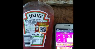 Unglaublicher Fail von Heinz Tomatenketchup