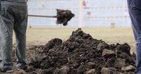 Sie haben tote Flüchtlinge ausgegraben und wollen sie nach Berlin bringen