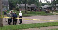 Polizist schießt auf vierjähriges Mädchen