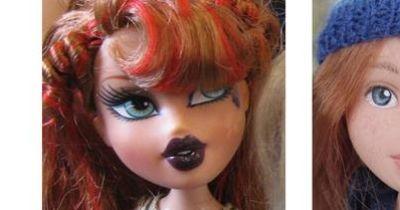 Australierin verhilft Puppen zur Natürlichkeit