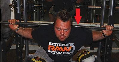 Er ist schwer behindert - dennoch ist er der stärkste Mann der Welt!