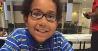 10-Jähriger näht Kleidung für Obdachlose