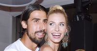 Lena Gercke und Sami Khedira: Verliebt, verlobt, ...?!