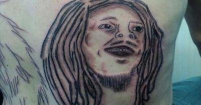 6 Tattoos, die ganz klar einmalig sind