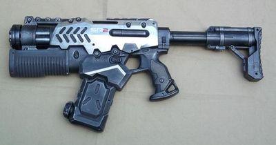Diese Individuell gestalteten Wasserpistolen sind die perfekte Sache für den Sommer
