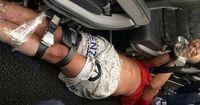 Sturzbetrunken und aggressiv: Während des Fluges belästigte er Passagiere!
