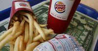 Erst McDonalds und jetzt Burger King?