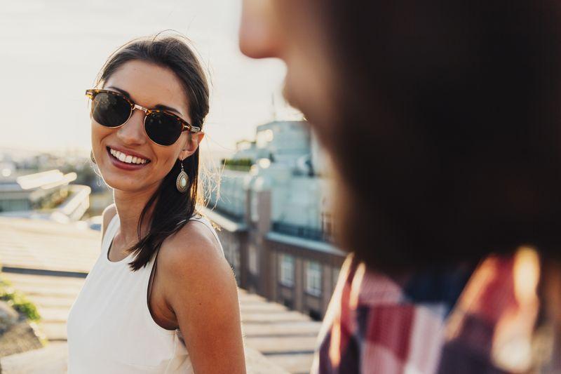 10 Komplimente,  die jede Frau hören will!