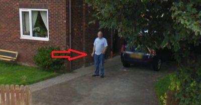 Erwischt: Google Street View entlarvt Ehemann!