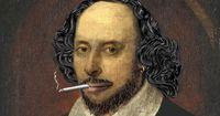 Hat Shakespeare damals CANNABIS geraucht?