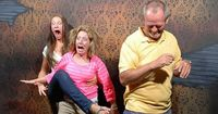 Riesen Schock: Nightmares Fear Factory  - das wohl gruseligste Haus der Welt!