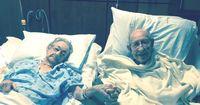 Krankenhaus macht besondere Ausnahme für dieses unzertrennliche Ehepaar