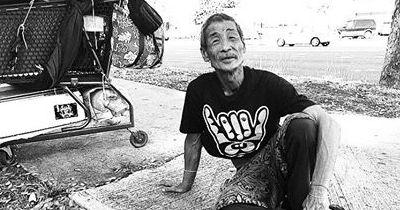 Diese Fotografin machte jahrelang Fotos von Obdachlosen - bis sie ihren Vater unter ihnen entdeckte