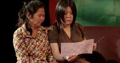 40 Jahre getrennt – das rührende Wiedersehen zweier Schwestern!