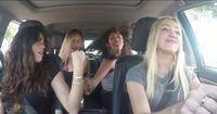 Diese Mädels drehten gerade ihr Musikvideo im Auto - dann passierte das Unglück!