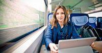 Verrückt: Diese deutsche Studentin lebt in umherfahrenden Zügen, anstatt in einer Wohnung!