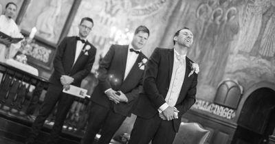 Bräutigam zu Tränen gerührt - Eine wunderbare Liebeserklärung