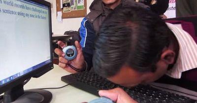 """Mit der schnellsten Nase der Welt ins """"Guinness-Buch der Rekorde"""" – irre!"""