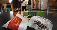 Weltneuheit bei McDonalds!