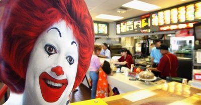 Horror-Fund bei McDonalds