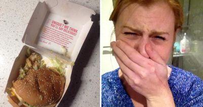 5 ekelhafte Dinge, die man im Essen von McDonalds gefunden hat