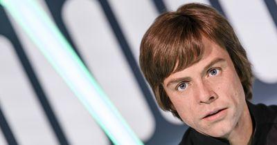 """Könnte Luke Skywalker in """"Das Erwachen der Macht"""" etwa auf der bösen Seite stehen?"""