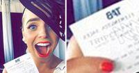 Dieses Mädchen lernte auf die harte Tour, nicht alle Selfies zu posten