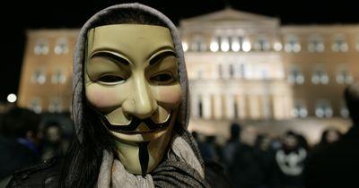 9 krasse Fakten über Anonymous
