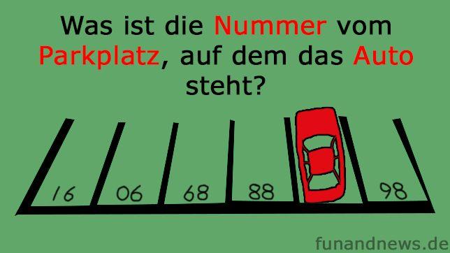 Schaffst du es, dieses Rätsel in unter 20 Sekunden zu lösen?