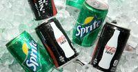 Frau trinkt Flasche Coke-Zero - Dann passierte DAS