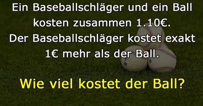 Wie viel kostet der Ball?