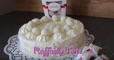 Rezept: Unglaublich leckere Raffaello Torte!