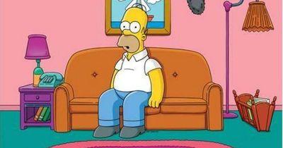 Schaue 500 Folgen der Simpsons gleichzeitig