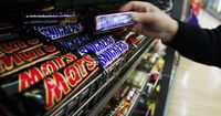 Riesen-Skandal bei Mars, Snickers und Milky Way!