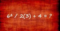 Diese Mathe-Aufgabe bringt die Internet-Community zum Verzweifeln
