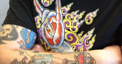 DESHALB ist es gut für die Gesundheit, viele Tattoos zu haben