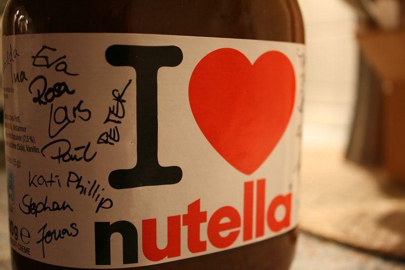 So einfach und so lecker sind Nutella-Cookies ganz ohne Backen