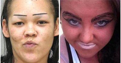 Das sind die schrecklichsten und gleichzeitig lustigsten Beautyfails im Netz