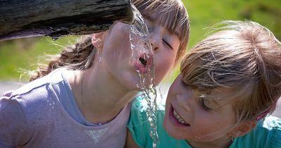 Achtung: DAS passiert, wenn du nicht genug Wasser trinkst!