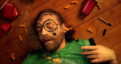 Die lustigsten Hangover Foto-Fails aus dem Netz