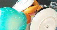 Spülmaschine macht das Geschirr gar nicht sauber