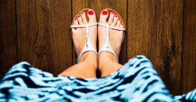 Der ultimative Tipp für schönere Füße!