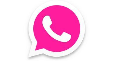 Mit diesem Trick kannst du dein WhatsApp pink machen
