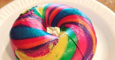 Rainbow-Food: Das ist der neuste Instagram-Hype