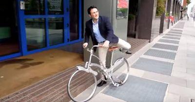 Diese neue Fahrrad-Erfindung ist einfach genial