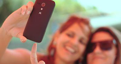 Gruselig: Nach DIESEM Selfie flippte sie völlig aus