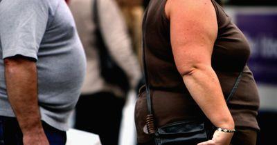 Mehr Übergewicht